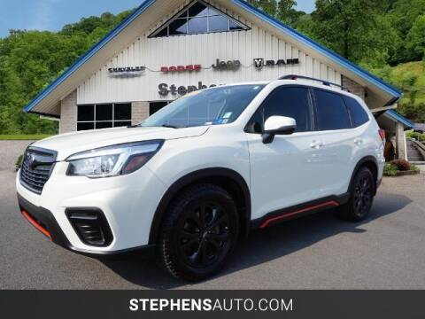 2019 Subaru Forester for sale at Stephens Auto Center of Beckley in Beckley WV