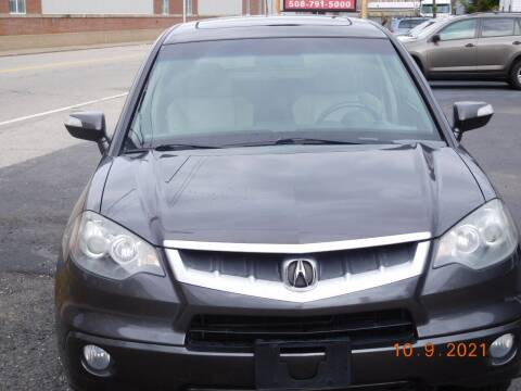 2009 Acura RDX for sale at Southbridge Street Auto Sales in Worcester MA