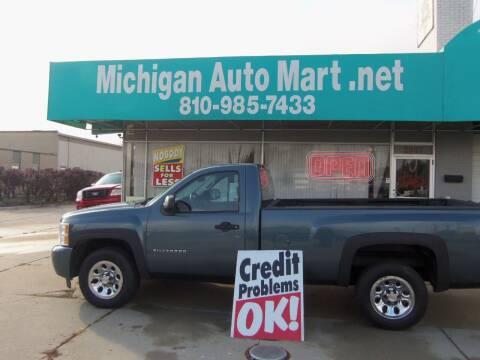 2010 Chevrolet Silverado 1500 for sale at Michigan Auto Mart in Port Huron MI