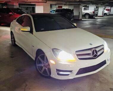 2012 Mercedes-Benz C-Class for sale at Guru Auto Sales in Miramar FL