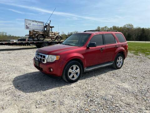 2009 Ford Escape for sale at Ken's Auto Sales & Repairs in New Bloomfield MO
