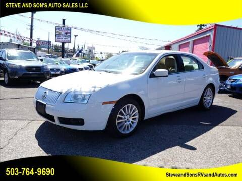 2009 Mercury Milan for sale at Steve & Sons Auto Sales in Happy Valley OR