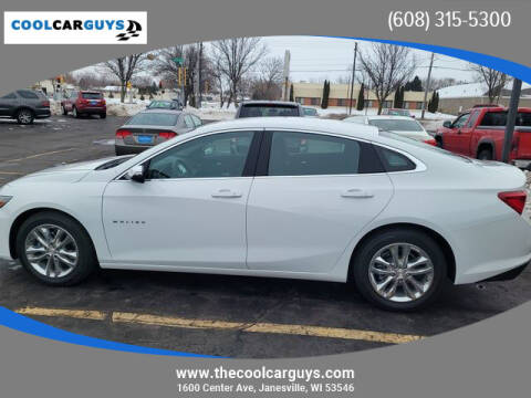 2017 Chevrolet Malibu for sale at Cool Car Guys in Janesville WI
