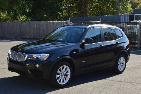2017 BMW X3 for sale at LARIN AUTO in Norwood MA