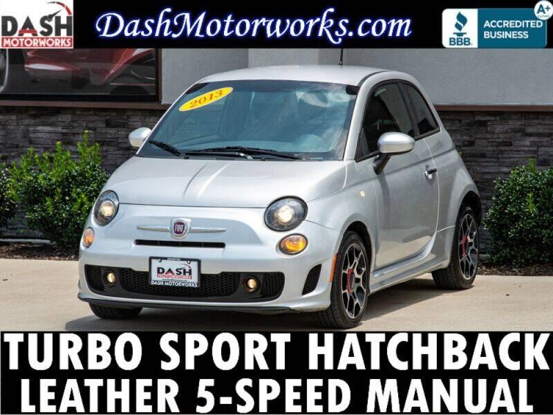 2013 FIAT 500 for sale in Houston, TX