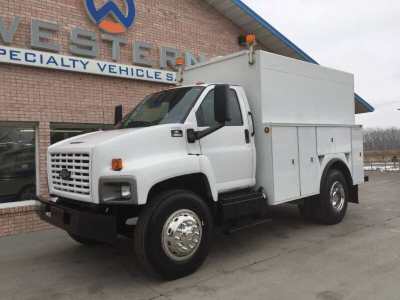 2006 Chevrolet C8500 Service Truck for sale at Western Specialty Vehicle Sales in Braidwood IL