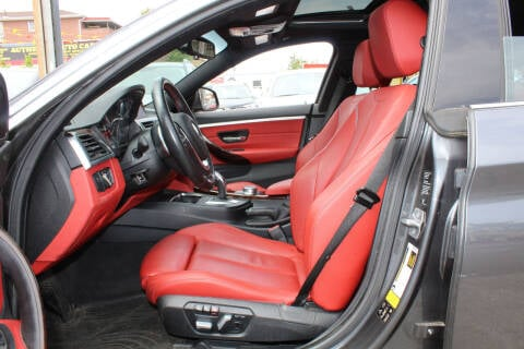 2018 BMW 4 Series for sale at MIKEY AUTO INC in Hollis NY