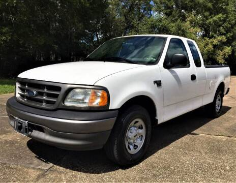 2004 Ford F-150 Heritage for sale at Prime Autos in Vidor TX