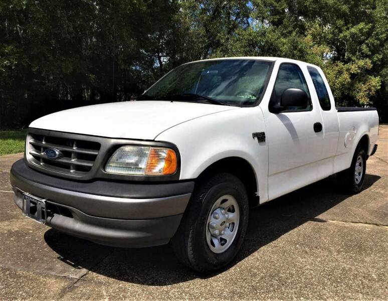 2004 Ford F-150 Heritage for sale at Prime Autos in Pine Forest TX