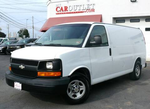 2004 Chevrolet Express Cargo for sale at MY CAR OUTLET in Mount Crawford VA