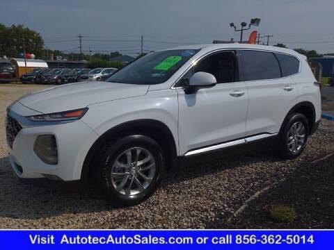 2020 Hyundai Santa Fe for sale at Autotec Auto Sales in Vineland NJ