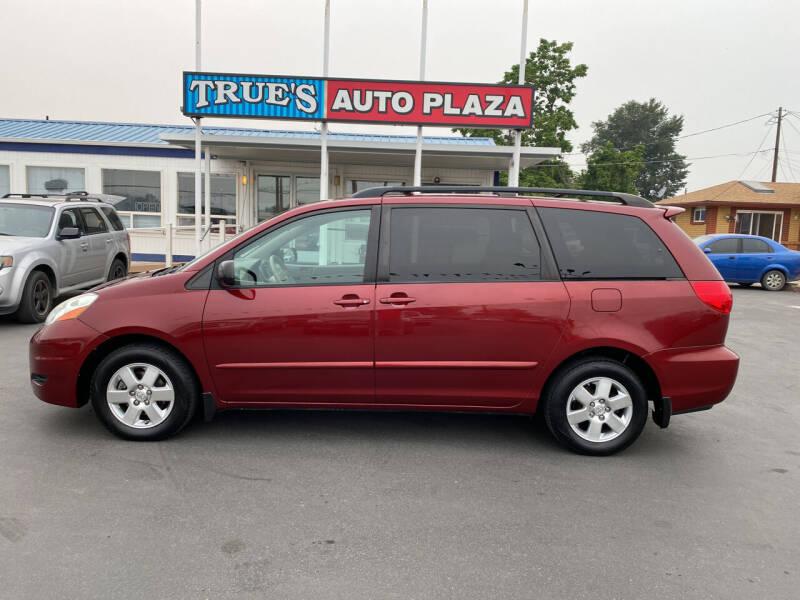 2009 Toyota Sienna for sale at True's Auto Plaza in Union Gap WA