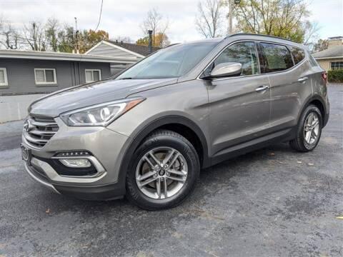 2017 Hyundai Santa Fe Sport for sale at GAHANNA AUTO SALES in Gahanna OH