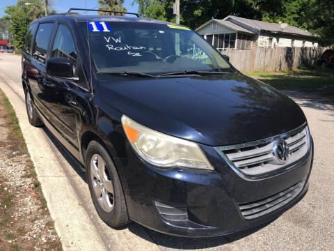 2011 Volkswagen Routan for sale at Castagna Auto Sales LLC in Saint Augustine FL