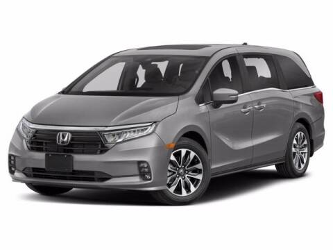 2021 Honda Odyssey for sale at MILLENNIUM HONDA in Hempstead NY