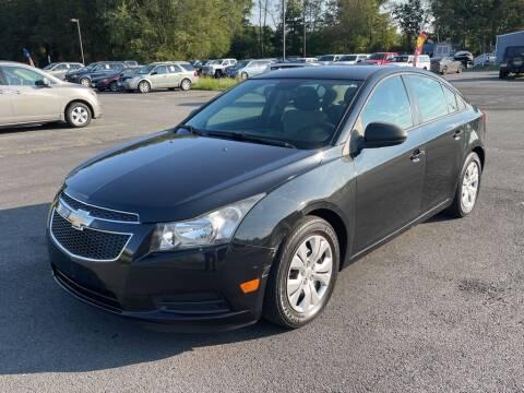 2014 Chevrolet Cruze for sale at Auto Land Inc in Fredericksburg VA