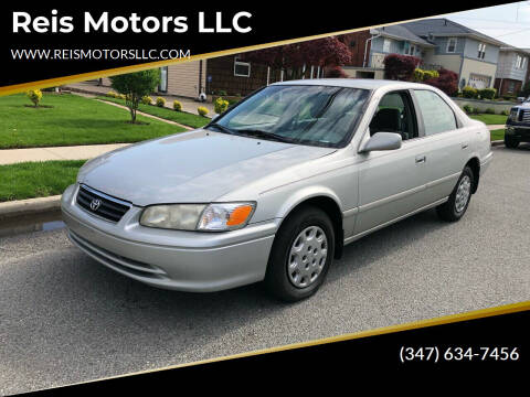 2000 Toyota Camry for sale at Reis Motors LLC in Lawrence NY