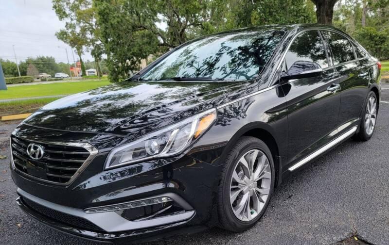 "2015 Hyundai Sonata for sale at WHEELS ""R"" US 2017 LLC in Hudson FL"