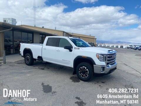 2020 GMC Sierra 3500HD for sale at Danhof Motors in Manhattan MT