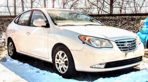2010 Hyundai Elantra for sale at Abingdon Auto Specialist Inc. in Abingdon VA