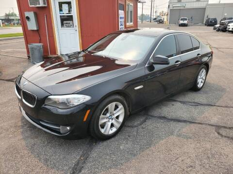 2011 BMW 5 Series for sale at Curtis Auto Sales LLC in Orem UT