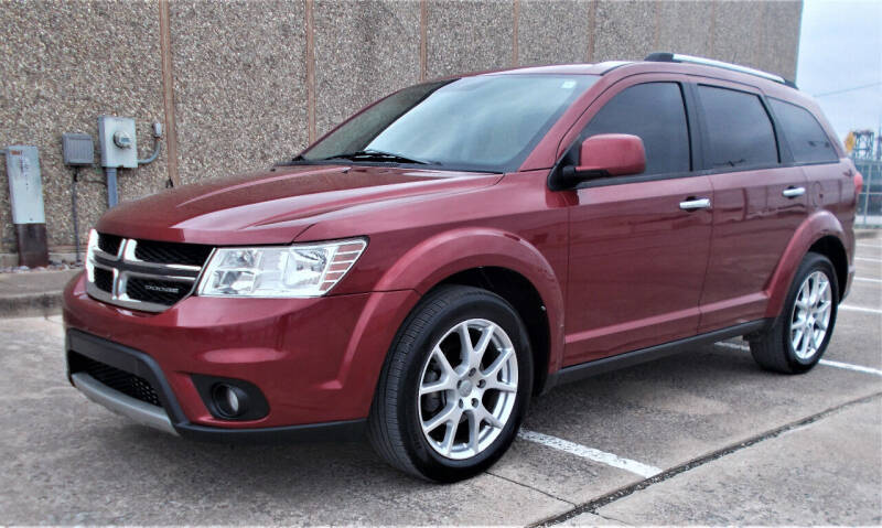 2011 Dodge Journey for sale at M G Motor Sports in Tulsa OK