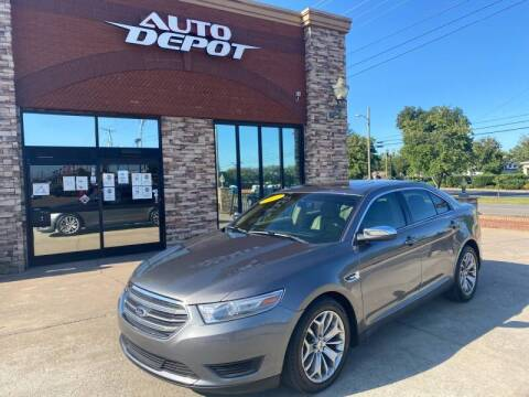 2013 Ford Taurus for sale at Auto Depot of Smyrna in Smyrna TN