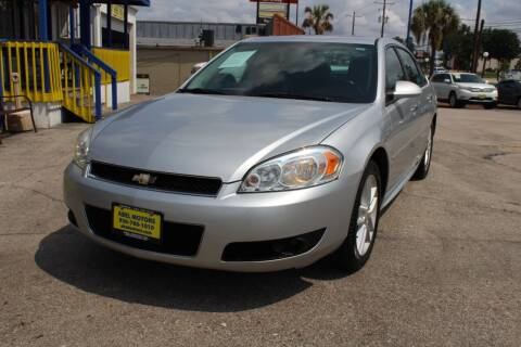 2014 Chevrolet Impala Limited for sale at Abel Motors, Inc. in Conroe TX