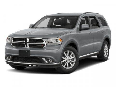 2017 Dodge Durango for sale at Wally Armour Chrysler Dodge Jeep Ram in Alliance OH