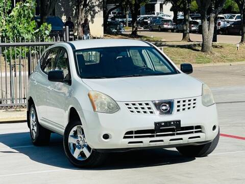 2008 Nissan Rogue for sale at Texas Drive Auto in Dallas TX