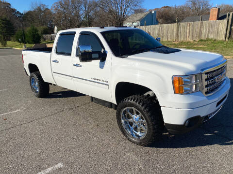 2014 GMC Sierra 2500HD for sale at Superior Wholesalers Inc. in Fredericksburg VA