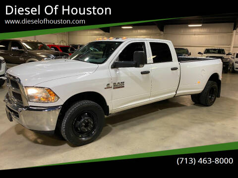 2018 RAM Ram Pickup 3500 for sale at Diesel Of Houston in Houston TX