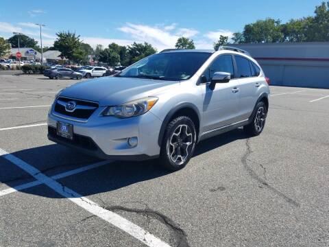 2015 Subaru XV Crosstrek for sale at B&B Auto LLC in Union NJ