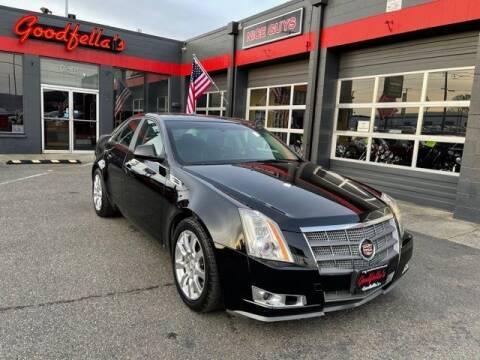 2008 Cadillac CTS for sale at Goodfella's  Motor Company in Tacoma WA
