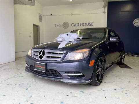 2011 Mercedes-Benz C-Class for sale at The Car House of Garfield in Garfield NJ