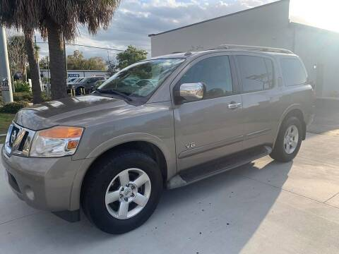 2009 Nissan Armada for sale at Bay City Autosales in Tampa FL