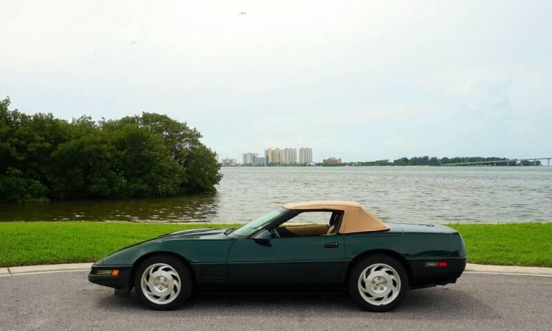 1994 Chevrolet Corvette for sale at P J'S AUTO WORLD-CLASSICS in Clearwater FL