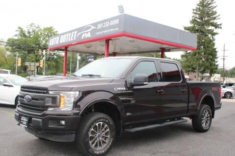 2018 Ford F-150 for sale at Deals N Wheels 306 in Burlington NJ