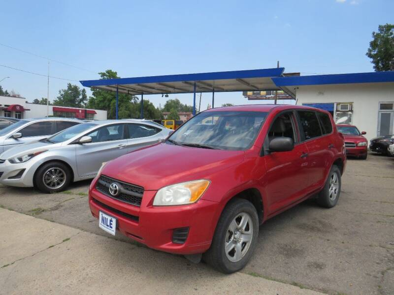 2009 Toyota RAV4 for sale at Nile Auto Sales in Denver CO