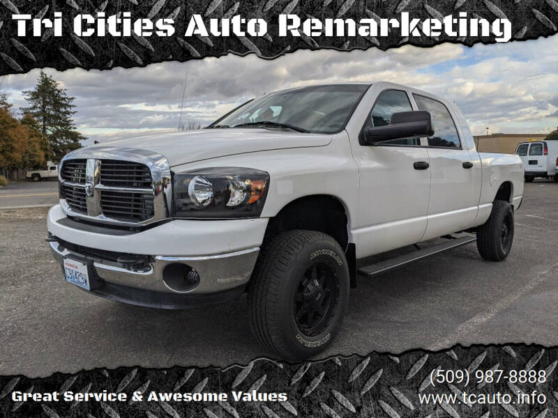 2007 Dodge Ram Pickup 2500 for sale at Tri Cities Auto Remarketing in Kennewick WA