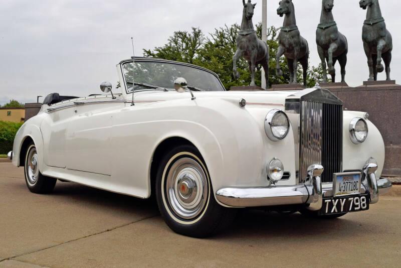 1957 Rolls-Royce Corniche for sale at European Motor Cars LTD in Fort Worth TX