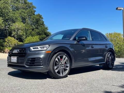2019 Audi SQ5 for sale at Z Carz Inc. in San Carlos CA