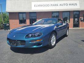2000 Chevrolet Camaro for sale at Elmwood Park Auto Haus in Elmwood Park IL