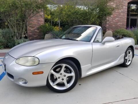 2002 Mazda MX-5 Miata for sale at San Diego Auto Solutions in Escondido CA