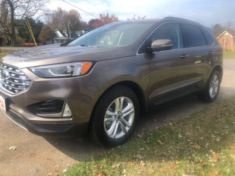2019 Ford Edge for sale at Elite Motorcars in Smyrna TN