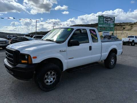 2005 Ford F-250 Super Duty for sale at Hilltop Motors in Globe AZ