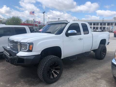 2011 GMC Sierra 1500 for sale at Kramer Motor Co INC in Shelbyville IN