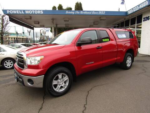 2011 Toyota Tundra for sale at Powell Motors Inc in Portland OR