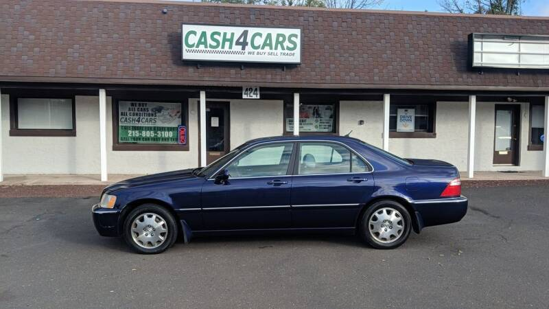 2003 Acura RL for sale at Cash 4 Cars in Penndel PA