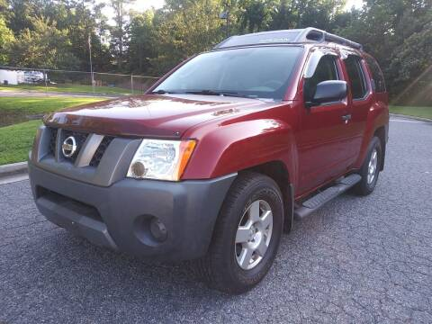 2008 Nissan Xterra for sale at Final Auto in Alpharetta GA